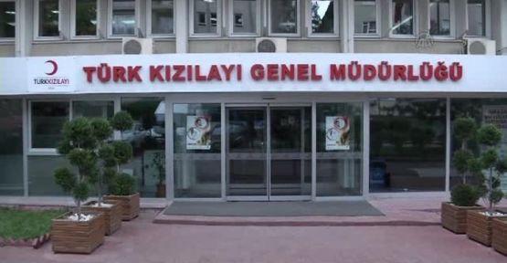 Kızılay'da genel müdür maaşı 31 bin lira oldu