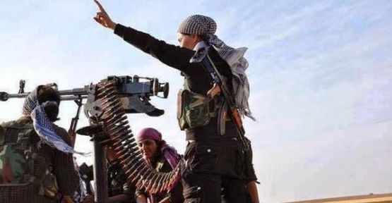 Kobanê ve Til Hemis'te 41 çete öldürüldü