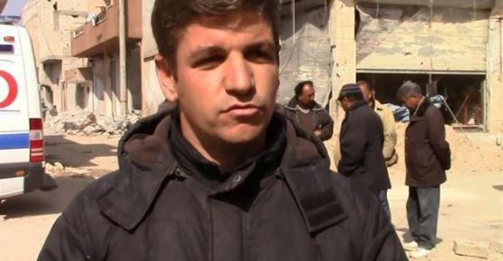 Kobani'de su şebekesi yeniden onarılıyor