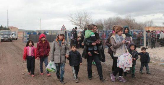 Kobani'ye dönüşlerle beraber ihtiyaçlarda arttı