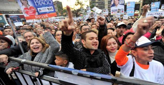 Kolombiya sandık başında: Barış sonrası ilk seçim
