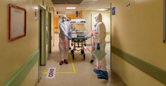 Korona virüsünden ölenler ceset torbasıyla defnedilecek