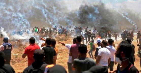 Kudüs katliamı: 43 Filistinli hayatını kaybetti