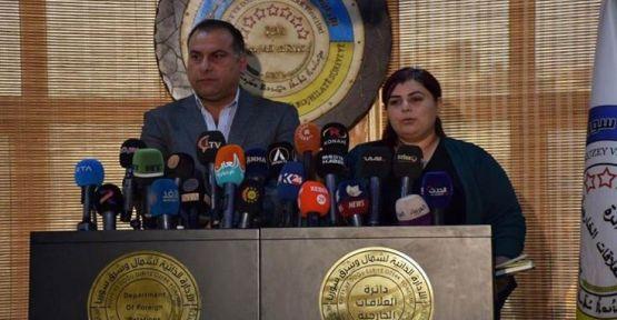 Suriyeli Kürtlerden Esad'a çağrı