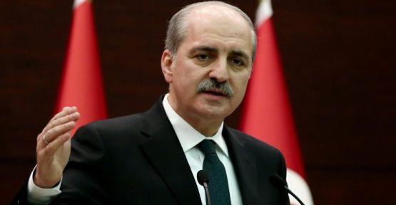 Kurtulmuş: İstanbul Sözleşmesi'nin imzalanması yanlıştı