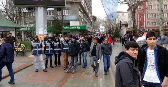 Kütahya'da HDP'lilere ırkçı saldırı