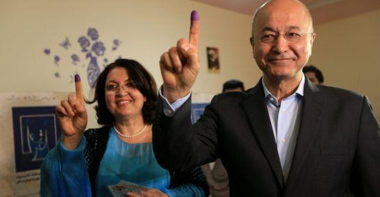 KYB'nin adayı Berhem Salih, Irak Cumhurbaşkanı oldu