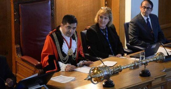 Lambeth'in yeni başkanı: Türkiye'deki belediyelerle ilişkileri geliştireceğiz