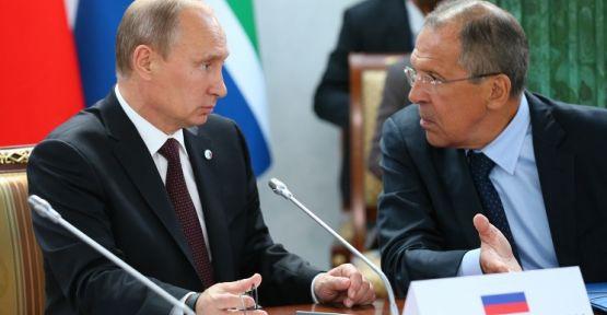 Lavrov: Suriye'de Libya tipi maceraya kalkışılmasın