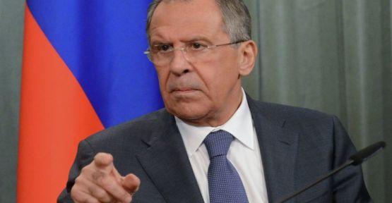 Lavrov'dan Türkiye'ye: İdlib mutabakatı tamamen uygulamadı