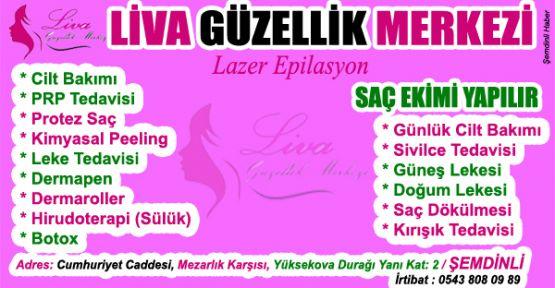 Liva Güzellik Merkezi Şemdinli'de Hizmette