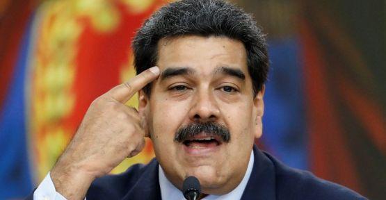 Maduro yol haritasını açıkladı: Yargı çözecek!
