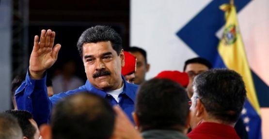 Maduro'dan işçi maaşına yüzde 95 zam!