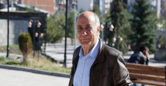 Mahmut Alınak tahliye edildi