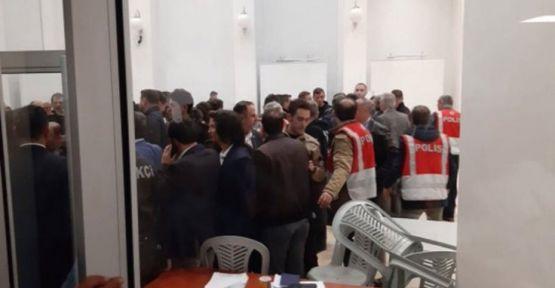 Maltepe'de oy sayım işlemleri yeniden başladı