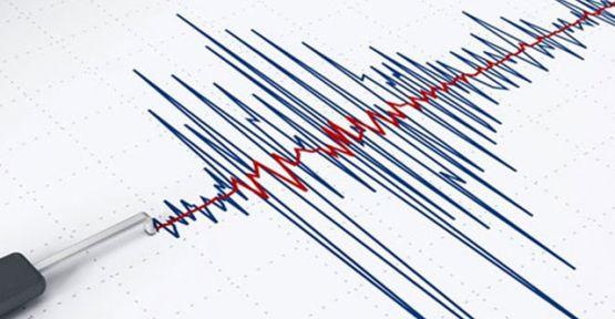 Marmaris'te 4.4 büyüklüğünde deprem