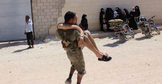 Menbic'de 2000 sivil daha IŞİD'ten kurtarıldı