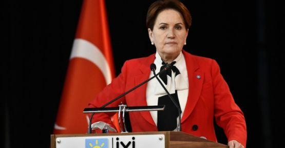 Meral Akşener'den Mansur Yavaş'a destek: Çamur atma girişimi