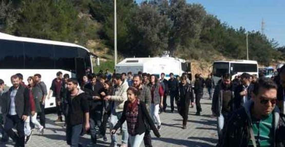 Mersin Üniversitesi'nde kürt öğrencilere saldırı