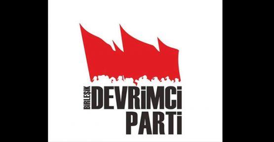 Mersin'de 13 Devrimci Parti'li gözaltına alındı