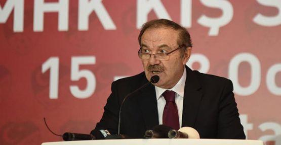 MHK'nin yeni başkanı Yusuf Namoğlu oldu