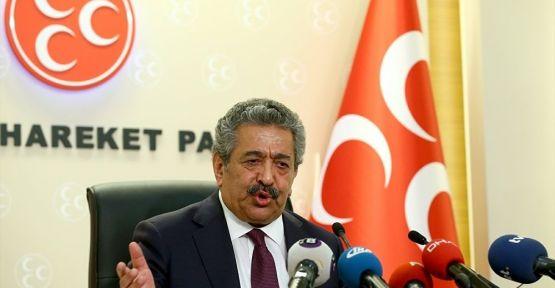 MHP'li Yıldız, Seçimin sonucunu HDP ve SAADET etkiledi