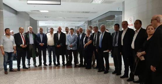 MİT TIR'ları davasında Berberoğlu ve Gül'e ceza verilmedi