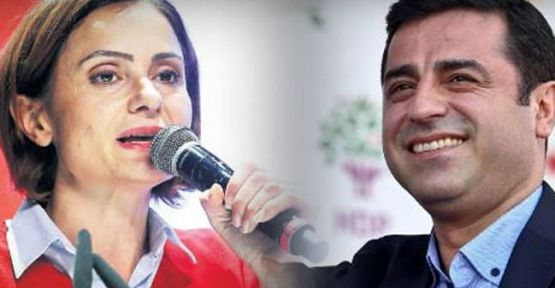 Murat Yetkin yazdı: Demirtaş çıkacak Kaftancıoğlu girecek fısıltısı