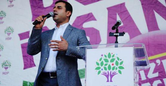 Demirtaş: 'Muş AKP'yi sandığa gömecek'