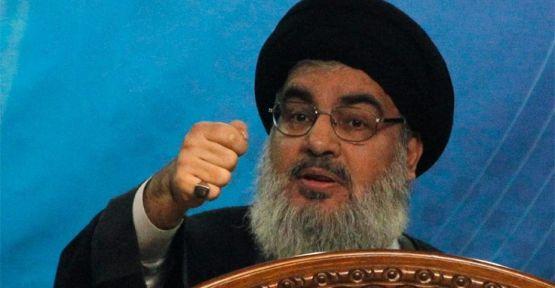 Nasrallah: ABD Suriyeli Kürtleri yarı yolda bırakacak