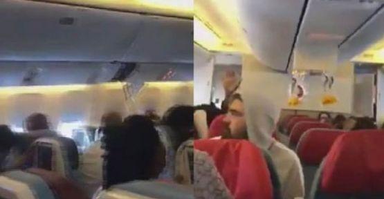 New York'a giden THY uçağı türbülansa girdi, 30 kişi yaralandı