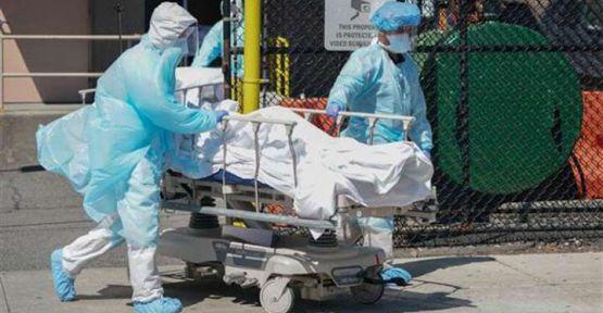 New York'ta koronavirüs ölümleri 5 bine yaklaştı
