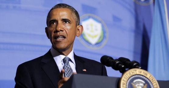 Obama: Irak'a girmek hataydı