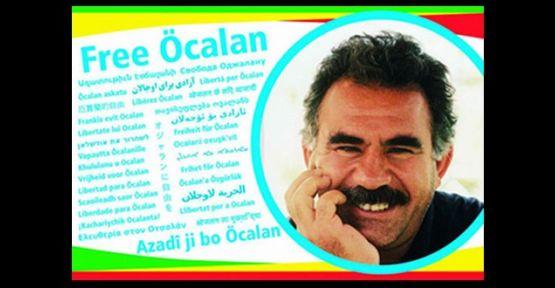 Öcalan'ın özgürlüğü için 10 milyon 328 bin imza