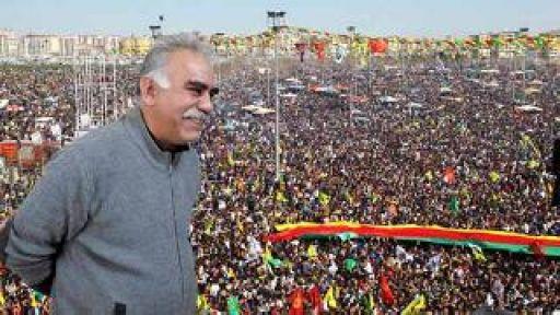 Öcalan'ın tarihi Newroz mesajı dünya basınında