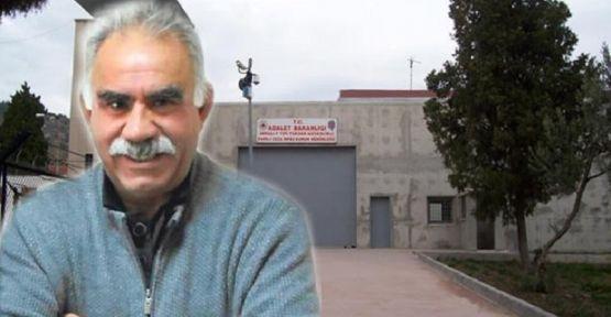 Öcalan'la görüşme talebine ret