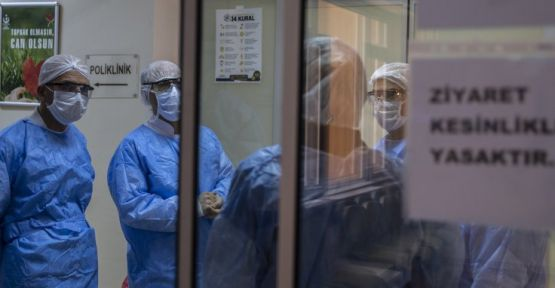 Orduevleri sağlık çalışanlarına açıldı