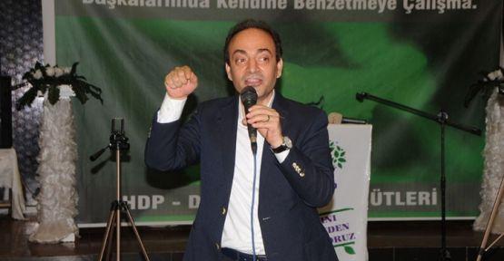 Osman Baydemir: Rakka düştü düşecek