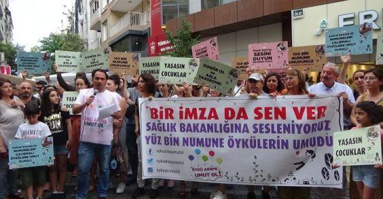 Öykü Arin Yazıcı'nın ailesinden bakanlığa çağrı