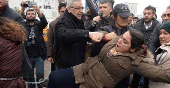 Özgecan Aslan eylemine katılan kadınlara tutuklama istemi