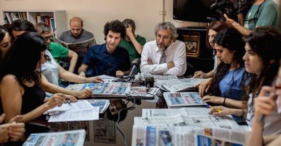 Özgür Gündem'e 108 gazeteciden destek