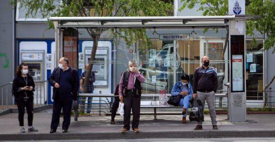 Özlü'den maske uyarısı: Doğru takmayan toplu yerlere alınmamalı