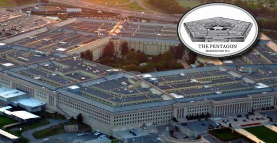Pentagon'dan ilk resmi açıklama: Harekatı desteklemiyoruz