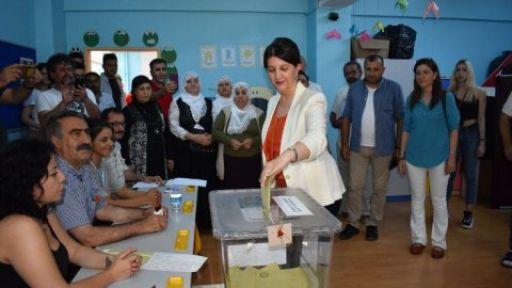 Pervin Buldan: Bir oy her şeyi değiştirir