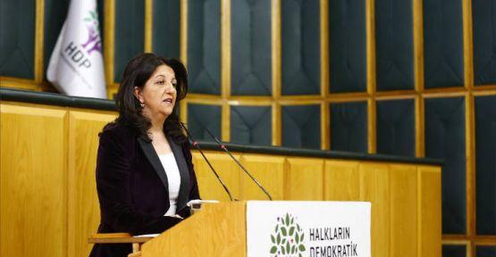 Pervin Buldan: 'HDP'nin durduğu yer nettir'