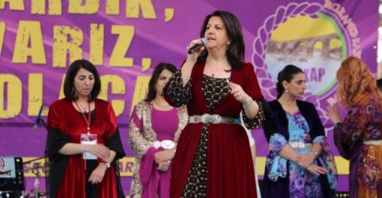 Pervin Buldan: Kadın mücadelesi barışı getirecek