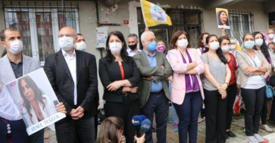 Pervin Buldan: Yürüyüşümüzü engelleyemeyeceksiniz