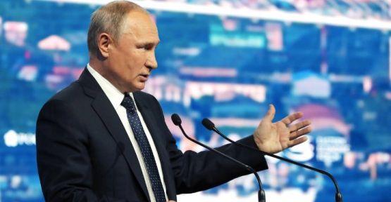 Putin: S-400'lü Türkiye G7'ye dahil edilsin