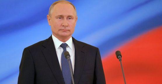 Putin: Suriye yabancı askerlerden özgürleştirilmeli