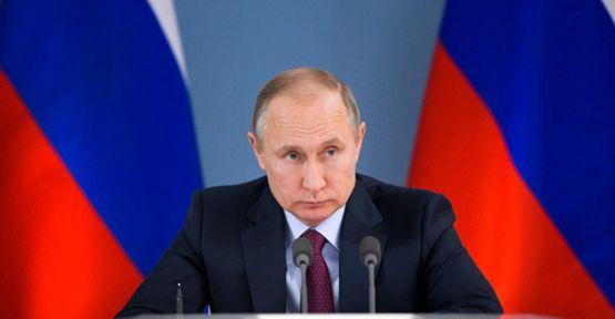 Putin: Türk uçağı için 'vurun' emri verdim